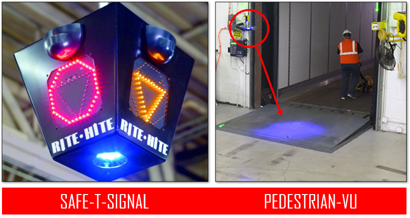 Improve Warehouse Safety With Blue Lights For Forklift